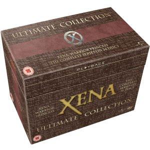 Xena The Warrior Princess The Ultimate Collection @Zavvi
