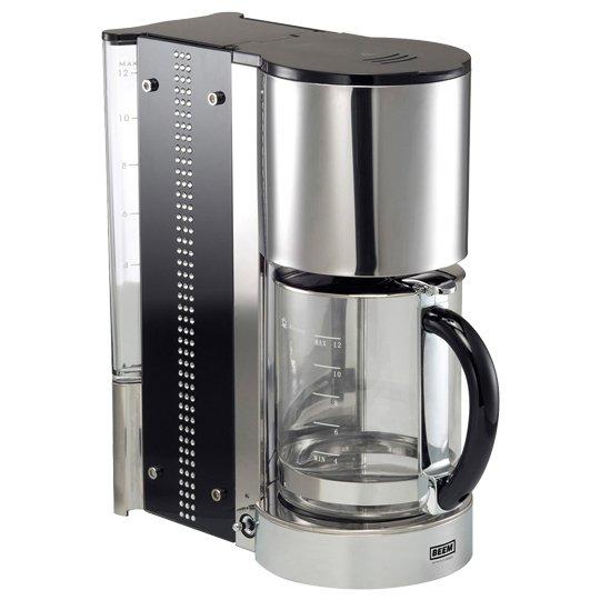 Beem Kaffeemaschine mit Swarofskisteinen edition von 169€ auf 20€