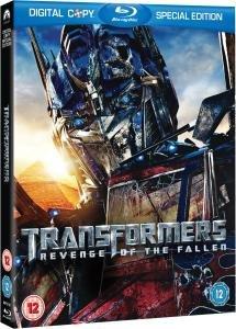 Transformers 2 - Die Rache (Blu-ray + Digital Copy) für 5,15€ @Zavvi.com