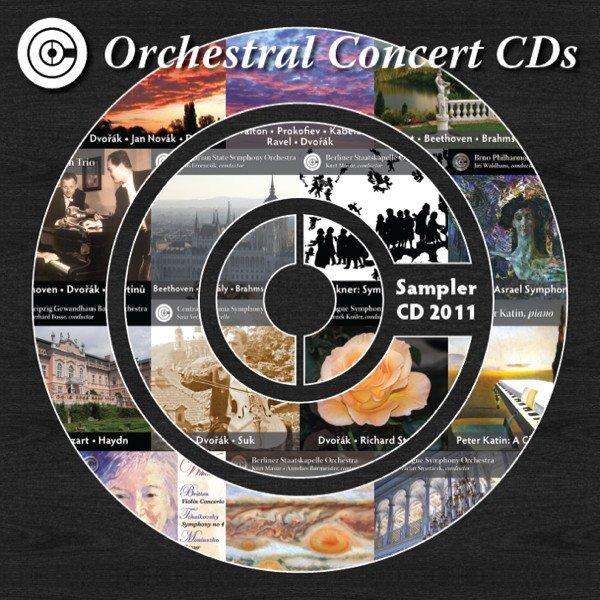 Orchestral Concert CD mit 14 Tracks kostenlos