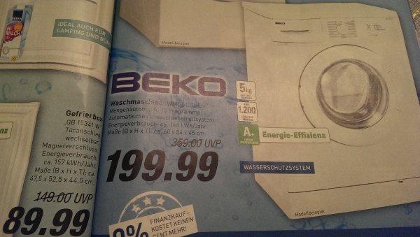 Beko WML 51211 El+ Marktkauf