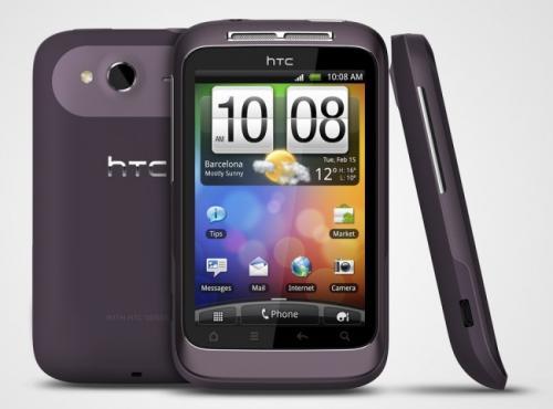 HTC Wildfire S für 199€ bei Mediamarkt