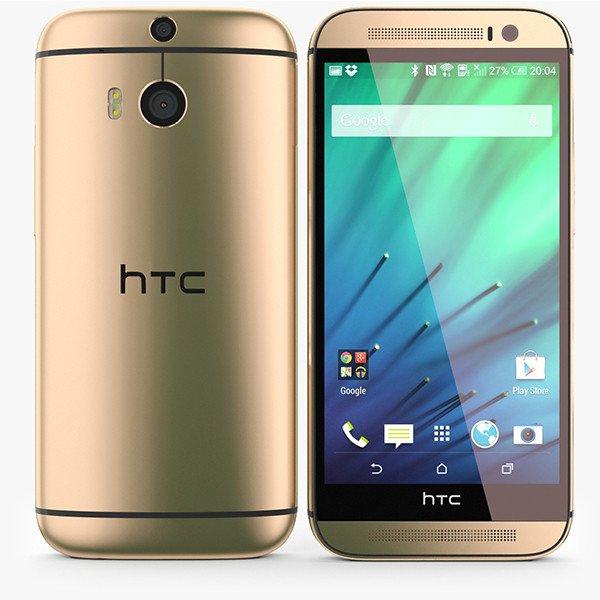 HTC One (M8) Gold bei MeinPaket
