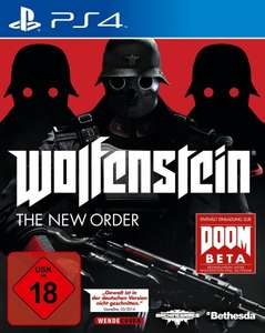 (Lokal osnabrück) wolfenstein the new order ps4