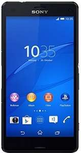 Sony Xperia Z3 Compact + o2 Blue All-in M Aktion (1 GB 21,1 MBit/s + SMS- + Allnetflat + Festnetznummer)