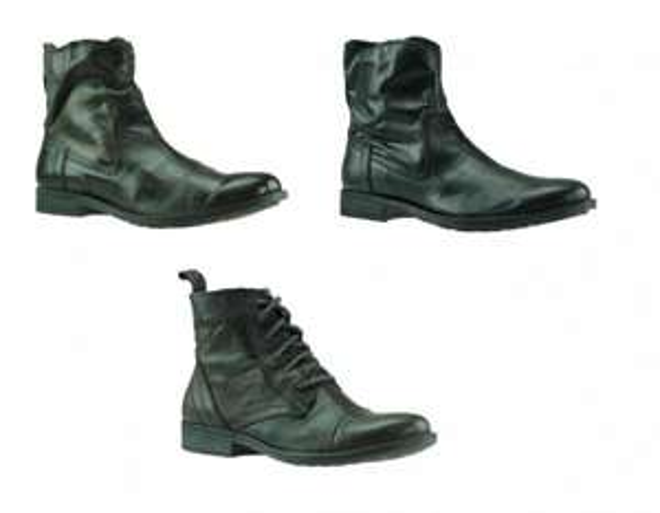 Ebay WoW 2.: NEU JACK & JONES Herren Stiefel Leder Chelsea Boots & Top Boots in 3 Varianten
