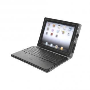 Trust - iPad Hülle Executive Folio Stand mit Bluetooth Tastatur für 20,30€ @Redcoon.de