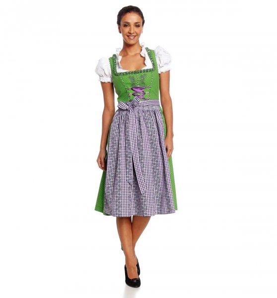 Perfektes Wies'n Outfit: Suuuuupergünstiges Dirndl in Gr. 34