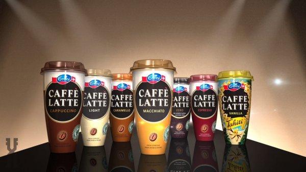 [HIT] 4x Cafe Emmi Latte verschiedene Sorten für je 0,88€
