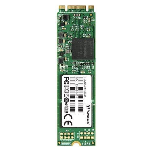 Transcend MTS800 M.2 512GB für 173,42 € @ Amazon.it