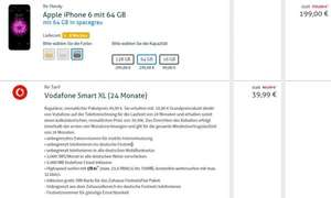 iPhone 6 im Vodafone Smart XL