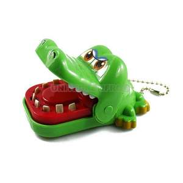 Mini Croco Doc als Schlüsselanhanger für 1,11€ inkl. Versand