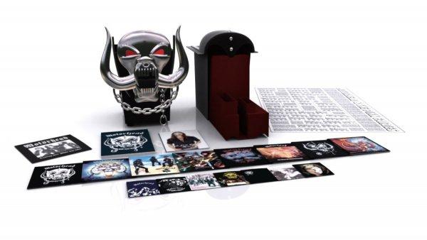 "@Amazon UK: Motörhead - The Complete Early Years (15CD + 7"" Vinyl) Box für ca. 105€"