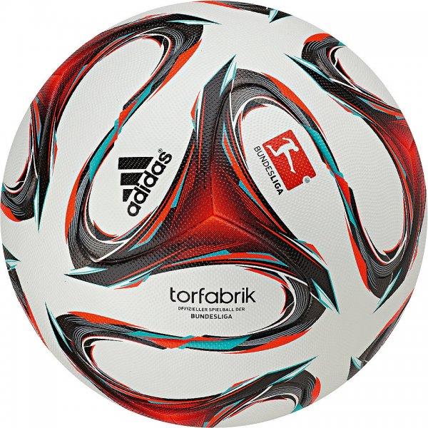 [MeinPaket] Adidas Torfabrik Matchball 2014/2015 - Größe 5 - 71,99€ inkl. Versand