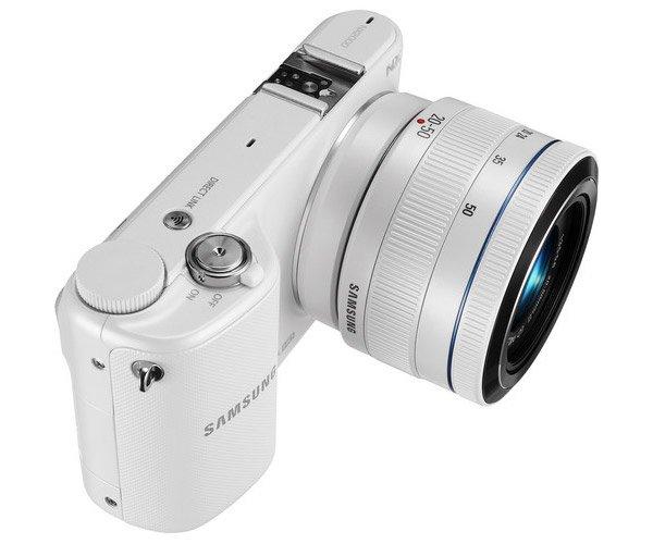 Samsung NX2000 mit 20-50mm & Adobe Lightroom 4