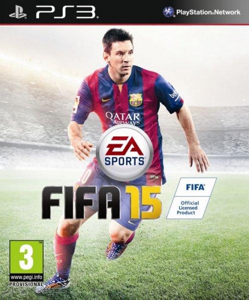 Fifa 15 für XBOX One, PS4, PS3 für je 52,94€ (50,84€ mit Qipu)  bei mytoys