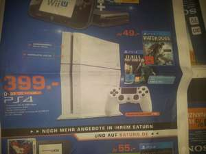 playstation 4 weiss