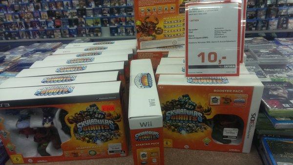 [lokal Leverkusen - Saturn] 3DS Skylanders Swap Force Starterpack inkl. 3 Figuren.  Vgl. Idealo: € 32,93 inkl. Versand