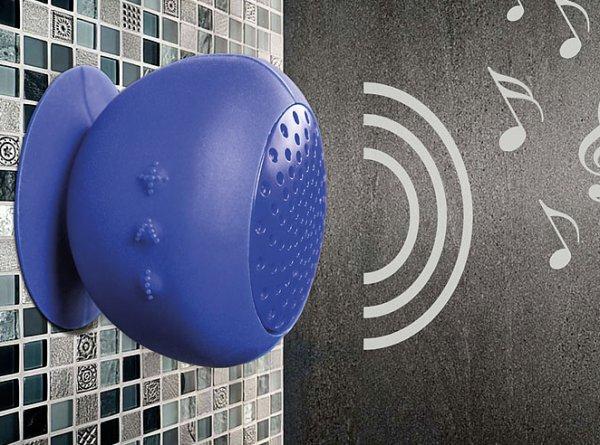 Bluetooth Lautsprecher MSS-200.bt für die Dusche für 2,90€ + 4,90€ VSK @Pearl