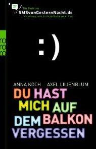 Das Beste aus SMSvonGesternNacht.de (Taschenbuch) für 24 Cent inkl. Versand - Gebraucht