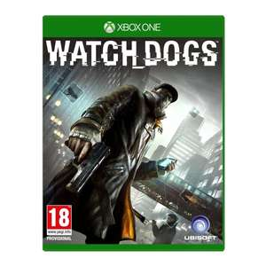 [XBOX ONE] Watch Dogs für 28,99€ @Notebooksbilliger.de