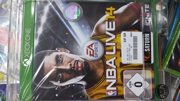 NBA Live 14 Xbox One Saturn Göttingen
