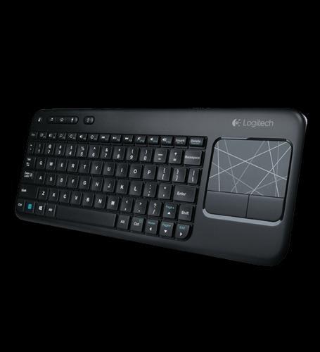 LOGITECH K400 Wireless Touch Keyboard B-Ware @ebay.de