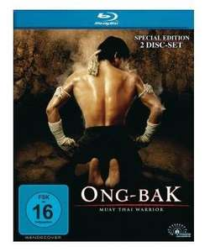Ong-Bak (Inkl. SE-DVD) (Blu-ray Disc) für 4,99€ @Müller