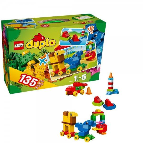 LEGO DUPLO Duplosteine Koffer 10565