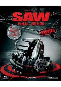 [media-dealer.de] SAW I-VII Final Edition / Unrated (8x Blu-ray Discs)