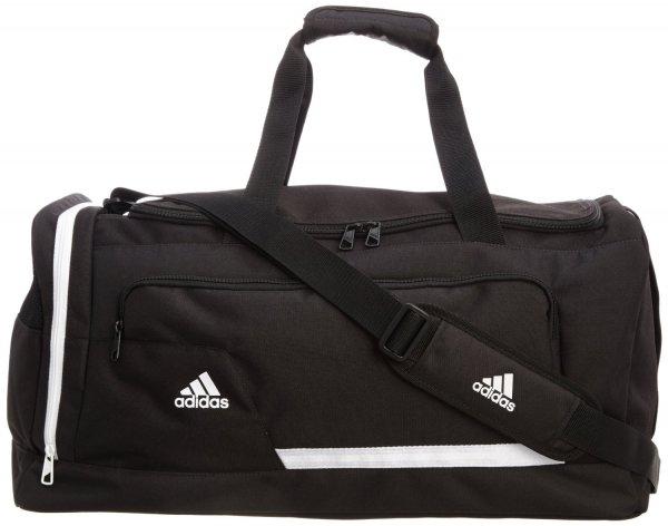 Adidas Sporttasche Tiro Teambag Z51623 Medium Black-Black-White für 15,99€ zzgl. 2,99€ Versand @cortexpower.de