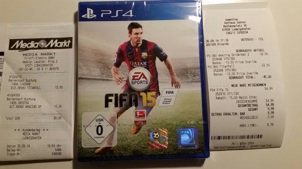 Fifa 15 für 39,99 €