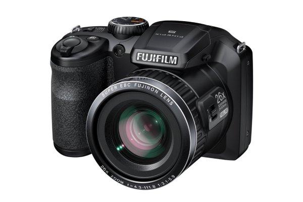 """[3% Qipu] FUJIFILM 12833 FinePix S6600 Bridge Kamera (16,2 MPix, 26x opt. Zoom, 7.6 cm/ 3"""" LCD-Display) für 149,99€ zzgl. 4,99€ Versand @pixmania"""