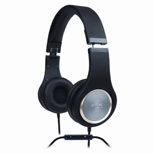 TDK STi710 Kopfhörer mit integriertem In-Line-Equalizer und Display @iBood
