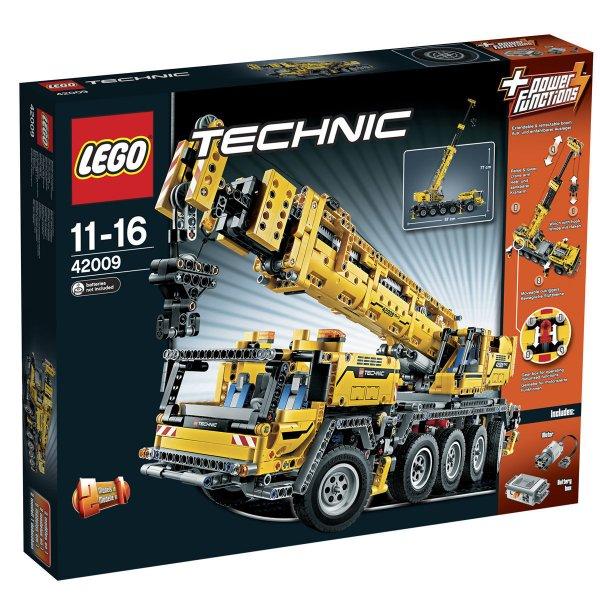 Lego Technik Mobiler Schwerlastkran (42009) für  EUR135,99 inkl. Versand @Karstadt.de (online)