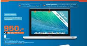 "[LOKAL Stuttgart] Apple MacBook Pro 13"" Retina (MGX72D/A) 950€"