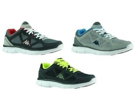 KAPPA Schuhe Umberte Sneaker Unisex für 24,90€ @ MeinPaket