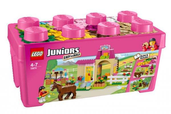 Lego™ - Juniors: Steinebox Ponyhof (10674) ab €15,32 [@Karstadt.de]