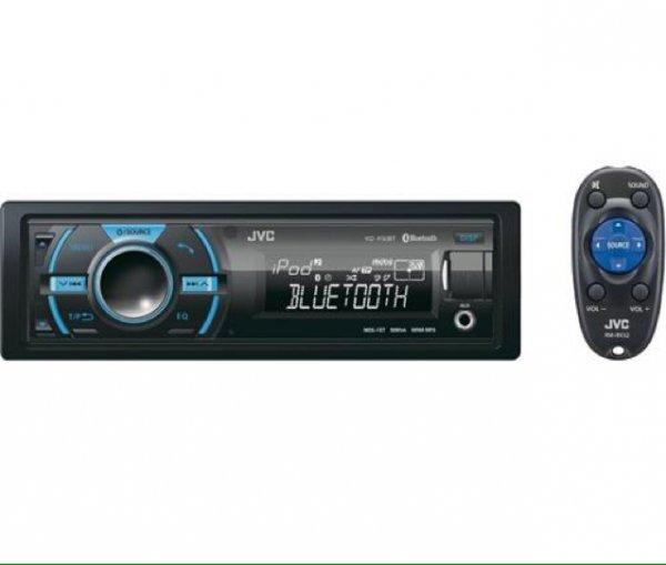 JVC KD-X50BTE Autoradio