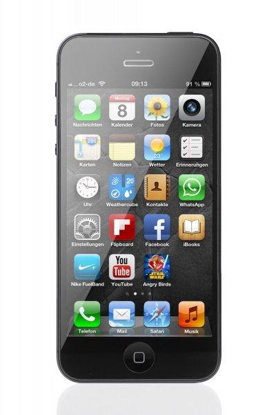 [Rakuten] Apple iPhone 5 für 490 Euro und 122,50 Euro in Rakutenpunkten