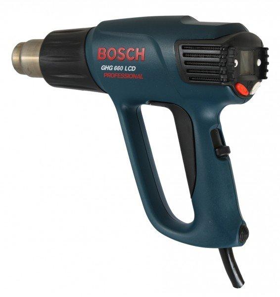 Bosch GHG 660 LCD Heißluftpistole für 102,99€ @ Comtech oder für 89,50€bei Rakuten (Comtech)