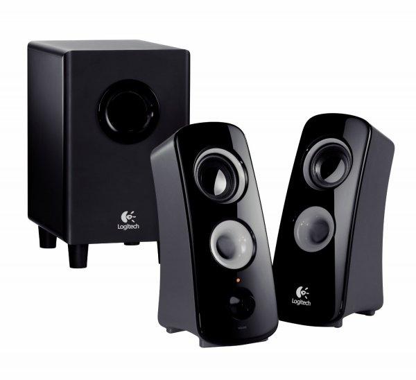 """Logitech™ - 2.1 Lautsprechersystem """"Z323"""" (30 Watt) für €29,24 [@Dell.de]"""