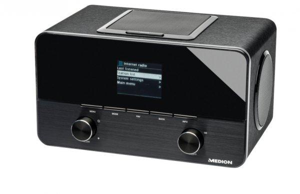 MEDION LIFE P85025 MD 86955 2.1 WLAN Internet Radio Soundsystem mit DAB+ DLNA (ebay.de medionshop)