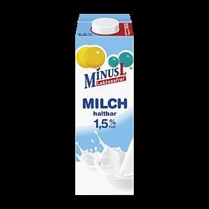 [REWE] Minus L laktosefreie Milch für 0,69 €