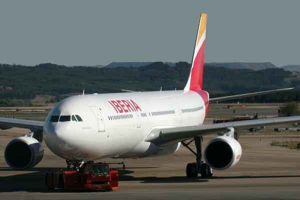 Hin- und Rückflug von Frankfurt nach Madrid für im August