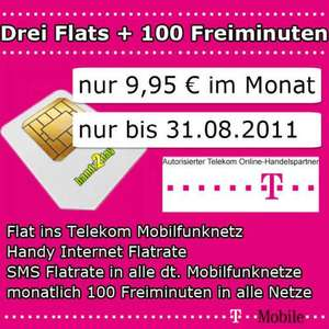 Telekom Call and Surf Mobil Spezial 9,95€/mtl