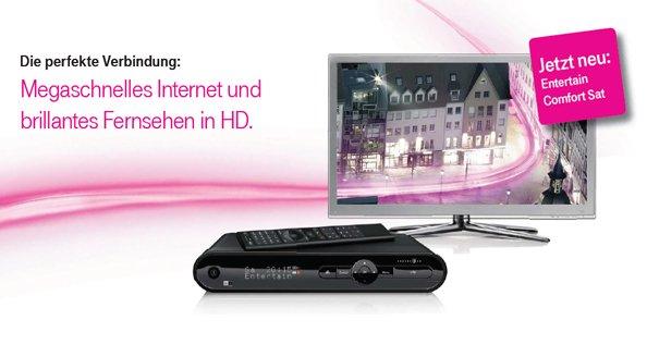 Telekom Entertain Comfort IP (50Mbit/s VDSL) für theoretisch 7,45€ / Premium 11,20€ pro Monat – solange ihr T-Mobile Kunde seid