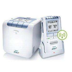Babyphone Eco Dect - Philips AVENT  SCD535/00 ab 65,22 bzw Philips AVENT  SCD525/00 ab EUR 59,39 @ Amazon WHD