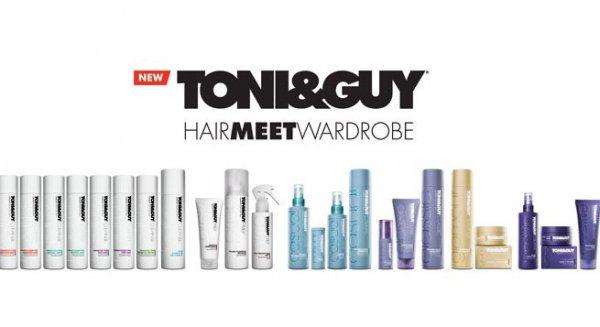 [ROSSMANN] TONI&GUY Haarprodukte - 2,00 € Gutschein + GreenLabel - Gewinn möglich