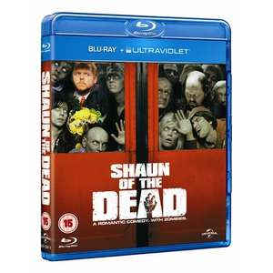 (UK) Shaun Of The Dead: Limited Edition (Blu-ray + UV) für 6,05€ @ Play (Zoverstocks)